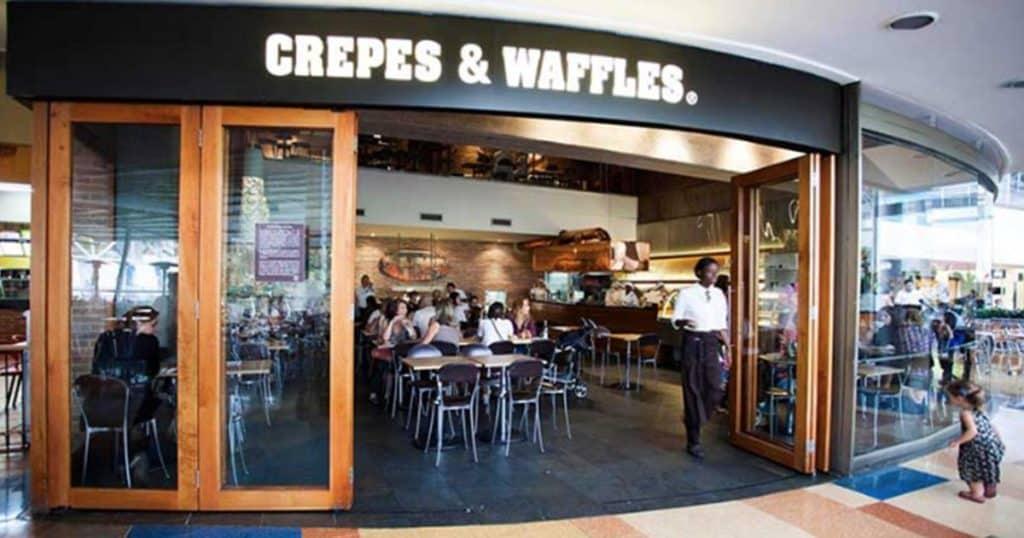 Crepes vende 500.000 millones al año y los 9 restaurantes que lo siguen